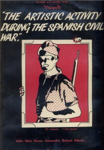 El arte en la Guerra Civi