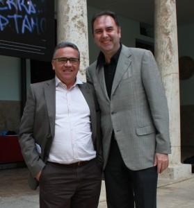 Miquel frances y EViciano