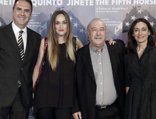"""La Fundación Bancaja inaugurará el 6 de junio, en su sede de Sagunto, la Exposición """"Blasco Ibáñez cronista de la I Guerra Mundial"""""""