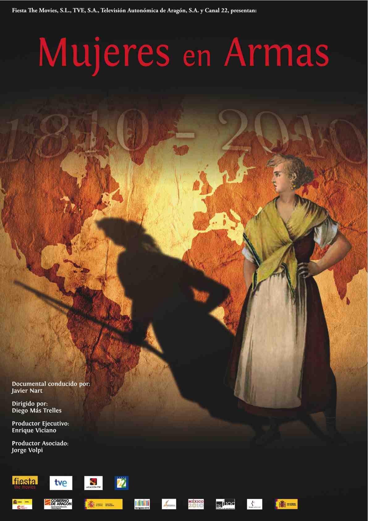 Mujeres en Armas (2010)