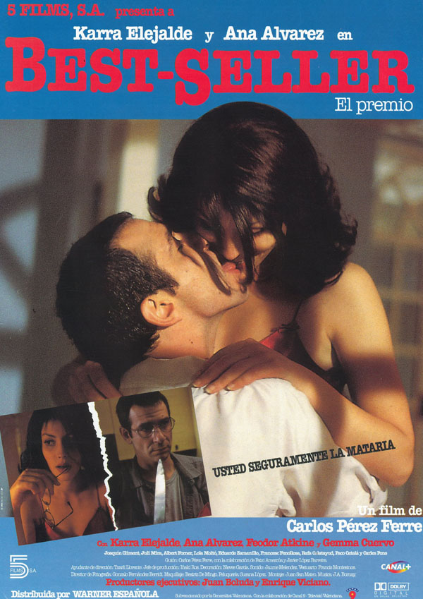 Best Seller (El Premio) (1996)