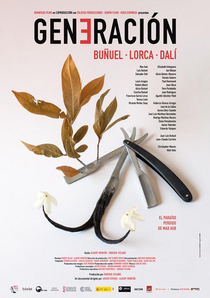 Generación: Buñuel, Lorca, Dalí. (2018)