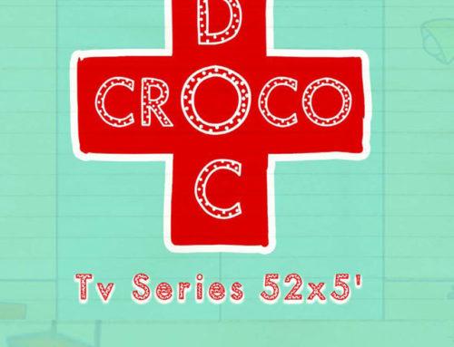 Serie de animación en 2 D: CROCO DOC